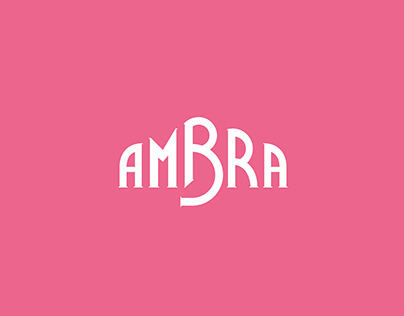 Lettering collection for Ambra - Beer Magazine