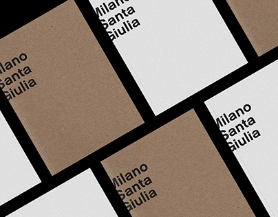 Milano Santa Giulia | Visual identity analysis