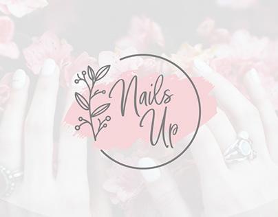Nails Up - Brand Identity
