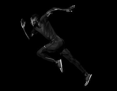 Nike Running - Personal project