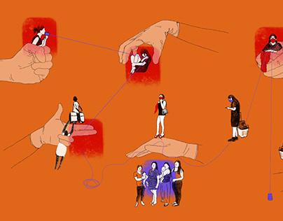 Violencia de género en el aislamiento