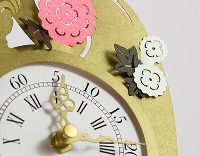 Rococ o'clock