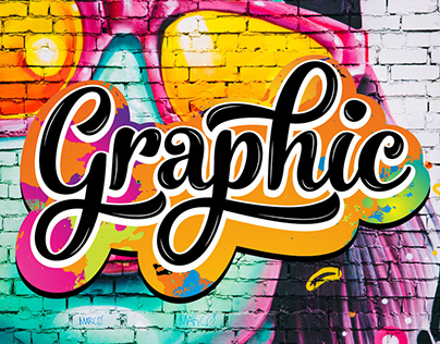 Typography with Illustration
