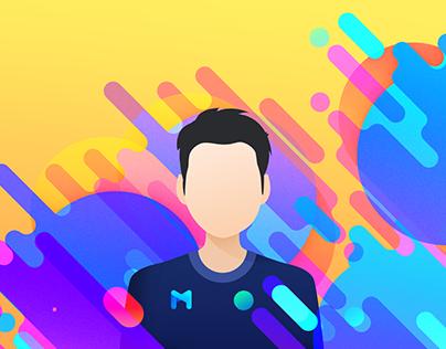 New Profile Image Design