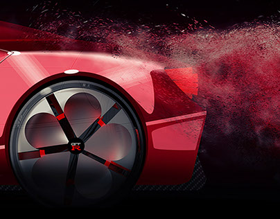 Nissan GT-R 2030