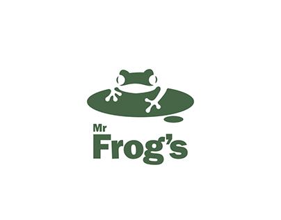 Mr Frog's