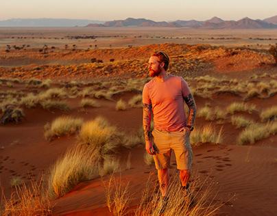 BLAZE NEW TRAILS - NAMIBIA FOR MERRELL