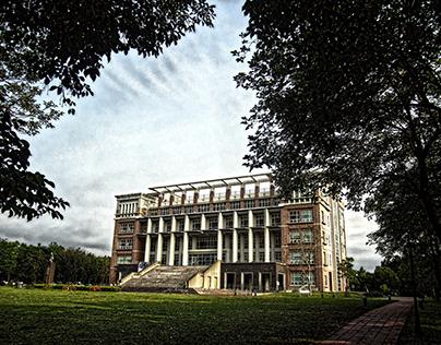 TransWorld University Ting Tung Te Memorial Library