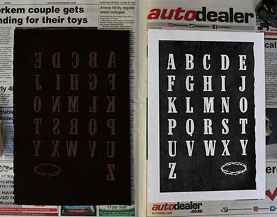 Advanced Typography, Layout & Identity
