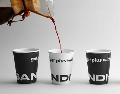 Visual identity: Holding company SANDI+