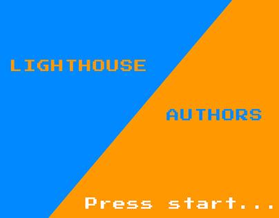 Lighthouse authors - News portal concept