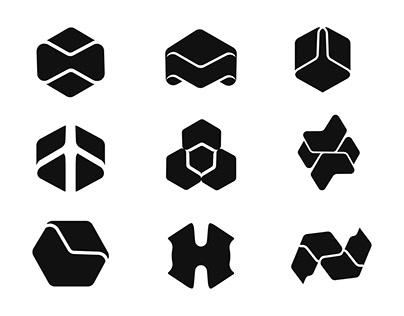 Logofolio, Logos, logo collection, logo trend 2022