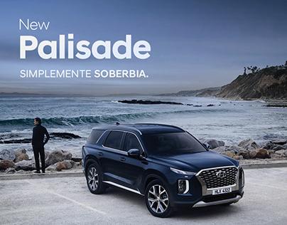 Hyundai New Palisade