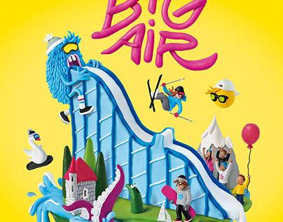 Sosh Big Air