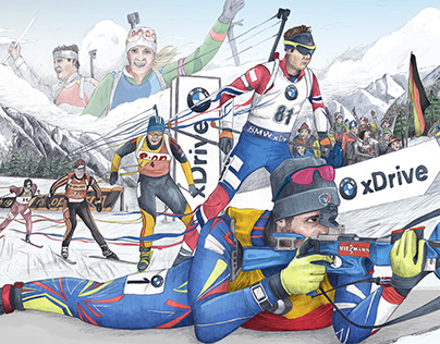 The history of biathletes