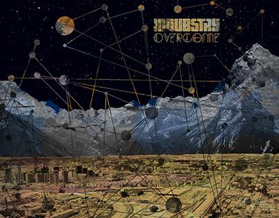 Indubstry - Overcome CD ARTWORK