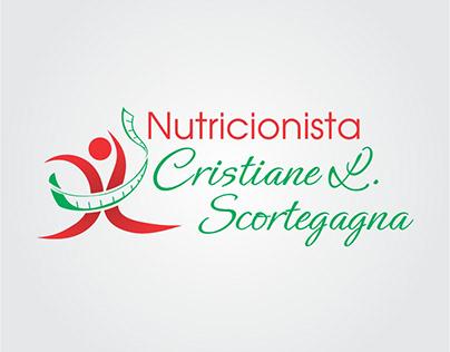 Nutricionista Cristiane Scortegagna