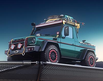 CGI G65 Tommy Pickup