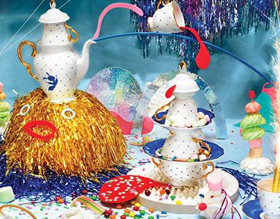 Circus Porcelain