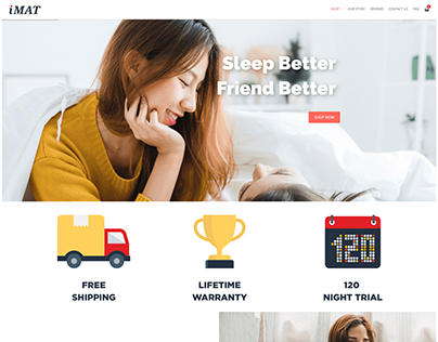 iMat Sleep Mattress