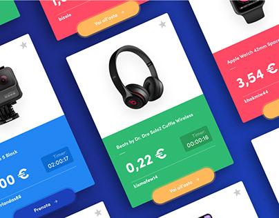 RedBid - Website Redesign