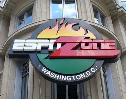 ESPN Zone: Washington DC