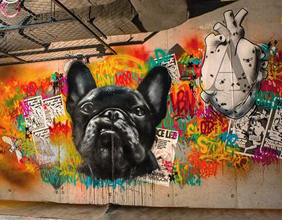 Street Art Mural 2018