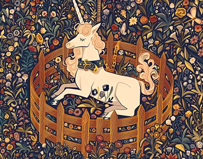 unicorn in captivity / personal