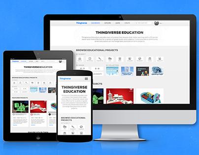 Thingiverse Education
