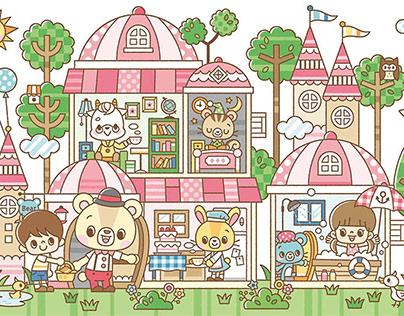 Animal & Family