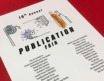 Publication fair 2019