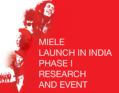 MIELE Launch in India- Phase I - Event