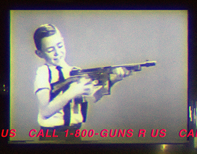guns and u.s. / animation