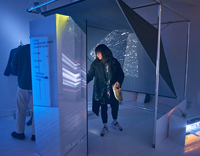 New Balance / Tokyo Design Studio Launch Soho