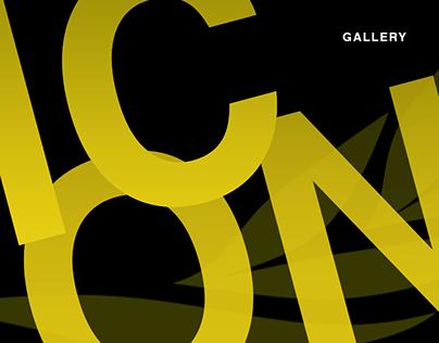 ICON | Gallery