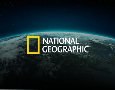 NATIONAL GEOGRAPHIC Website Concept
