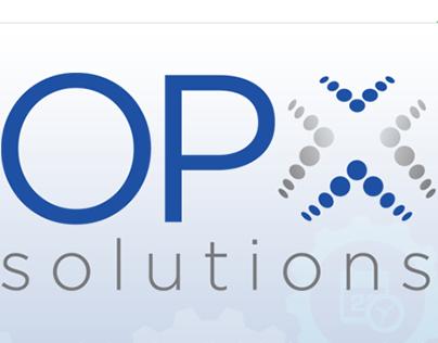 OP-X Solutions Website