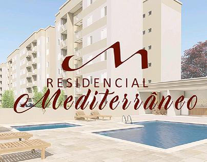 Cliente Residencial Mediterrâneo   Taubaté