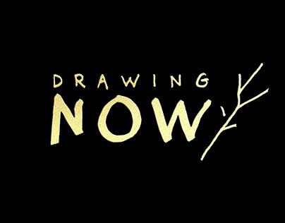 Drawing Now Branding