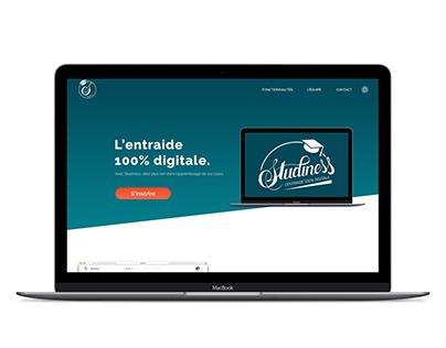 Studiness - Webdesign