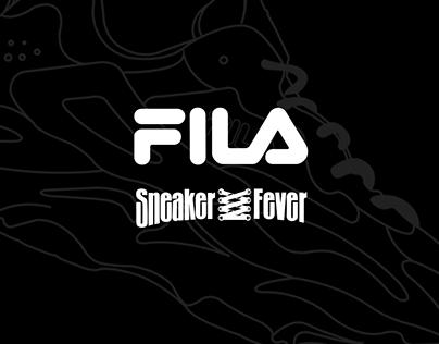 FILA - SNEAKER FEVER