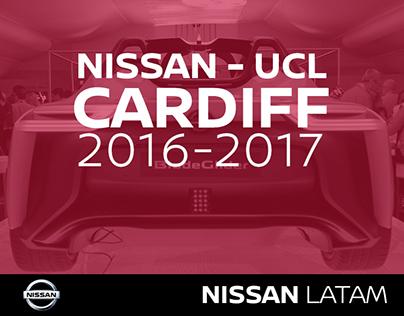 Nissan-UCL CARDIFF 2016-2017 / Nissan LATAM