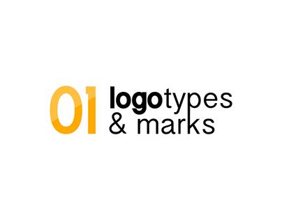 logotypes and marks