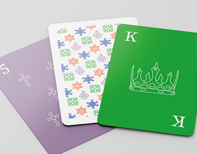 Four Elements Playing Cards