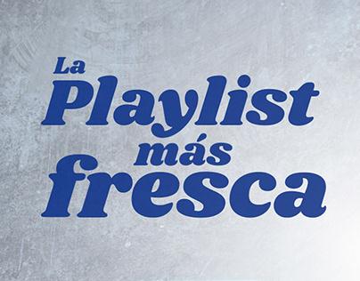 La playlist más fresca // ALDI