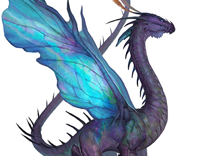 Pathfinder Dragons