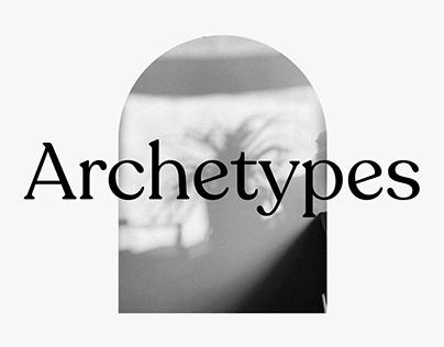 Archetypes - Icon Design