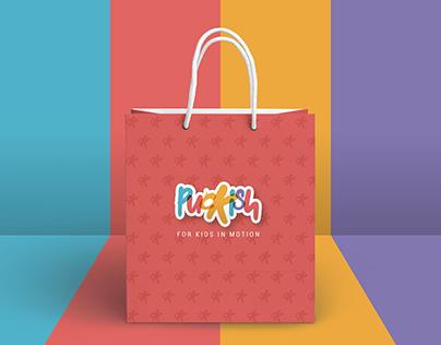Puckish Brand Concept & Art Direction