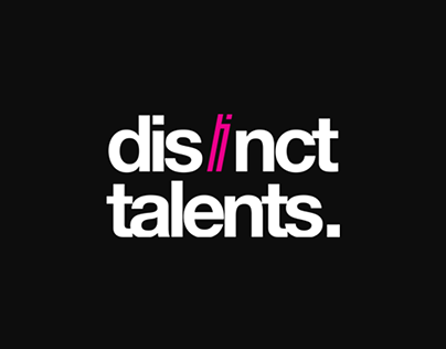 Distinct talents