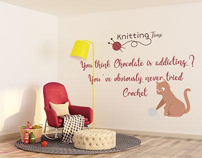 Quarantine Activity Theme - Crochet Corner